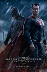 Batman v Superman: Dawn of Justice Poster #2 by krallbaki