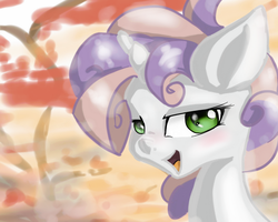 Sweetie Belle by Wild-Hound
