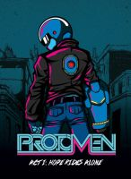 The Protomen Poster by FerTunon