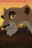 Canons of TLK-Teen Zira by Mganga-The-Lion
