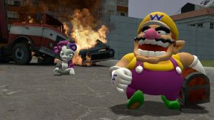 Wario took Rarifruit's treasure by insaneplayer03