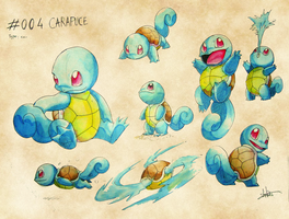 Squirtle by Ashuras2000