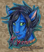 Badge Commission :: Kiyeri by cybre