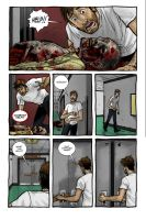 The Walking Dead Colored pg 5 by alexhdunn
