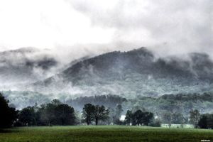 A View Of The Smoky Mountains by JohannTodesengel