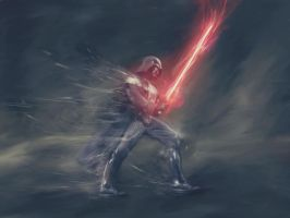 Darth Vader - Paint by mostpato