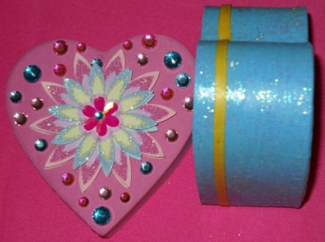 Another heart box by HappiZ0mbie