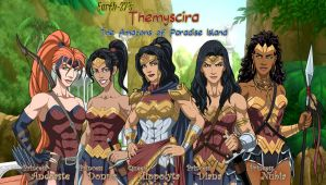 Welcome to Themyscira by Roysovitch
