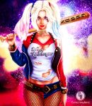 Queen Harley Quinn by XoMinekooX