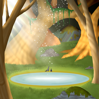 Small World by FoxTail95