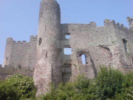 Laugharne Carmarthenshire by creativemee