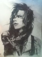 Andy Biersack by gunsnroses87