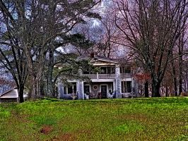 Plantation House by t-dgfx