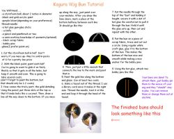 Kagura hair buns+tutorial by Fruits-Punch-Samurai