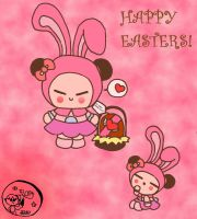 bunny pucca.. by FlopyLopez