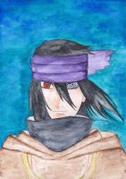 Sasuke/ THE LAST by LindaNoul