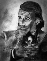 Dr. King Schultz by lernycold