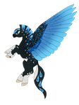 Blue wicked by knowitall123