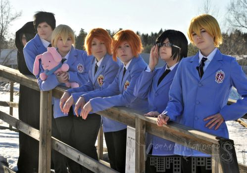 Ouran High School Host Club - Take your pick by VersusMemories