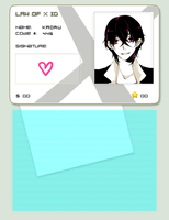 LoX: ID card by Zukizaki