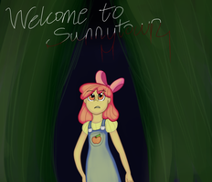 Welcome to Sunnytown by ZimGalForevah