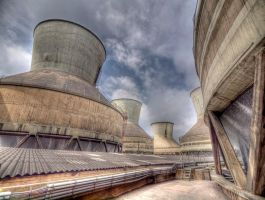 Power Plant I by kdiff3