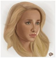 Heroes: Claire Bennet by mitsukononame