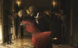 Dance Of Death by BenjaminHaley