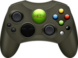 XBOX Controller S [Japan] by BLUEamnesiac