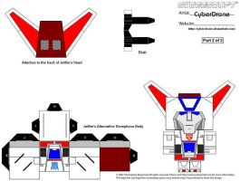 Cubee - Jetfire '2of2' by CyberDrone