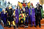 Big Wow Comicfest: Gothamites by FloresFabrications
