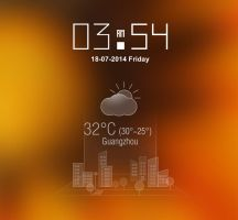 Thin Widget for xwidget by jimking