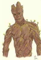 I am Groot by Turock-X