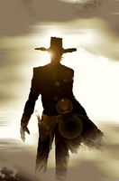gunfighter 1 by davidwpaul