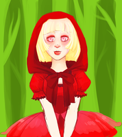Red Riding Maverick by voicelesss