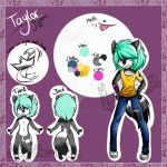 Taylor Jefferson -Ref- by Lauretta-Chan