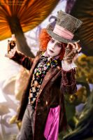 The Mad Hatter by Baku-Project
