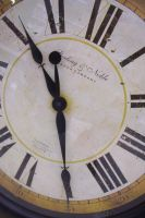 Part of a Clock Face - stock by paintresseye