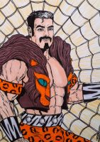 Kraven the Hunter by seanpatrick76
