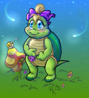 Turtle by KissTheThunder