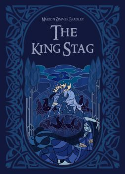 cover of The King Stag by breath-art