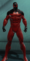 Scarlet Spider (DC Universe Online) Updated by Macgyver75
