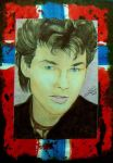 Morten Harket by Lebonah