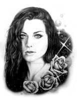 Amy Lee by L3XI-L3CT3R