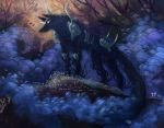 twilight wolf by Bard-the-zombie