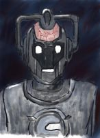 Cyberman by HairyDalek