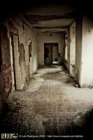 Sanitarium of Covilha 5 by DjSlide