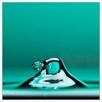 Minty Drip Drop by IngoSchobert