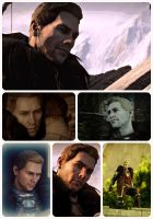 Cullen Collage by MLHawke