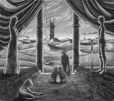 The prophets by Loulin